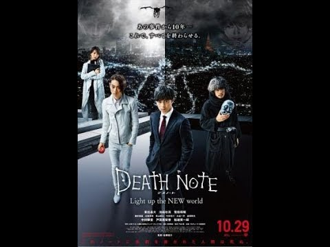 Thuyết minh - Quyển Sổ Tử Thần - Phim Nhật -  Death Note  Light Up The New World 1