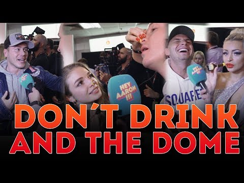 Don´t drink and THE DOME | mit Pietro Lombardi, den Lochis & Leon Machère