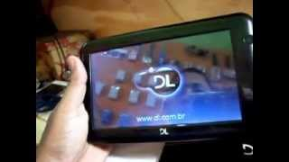 TABLET DL INSTALANDO ROM ORIGINAL VIA SD CARD