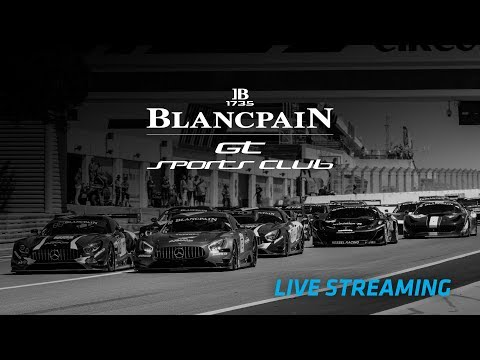 Qualifying Race -  Monza 2018 - Blancpain GT Sports Club