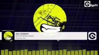 MAC MONROE - On The Road Again (Original Mix)