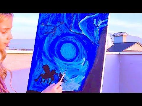 Bu Resim Denemeleri Beni Benden Aliyor Yani Ecrin Su çoban Youtube