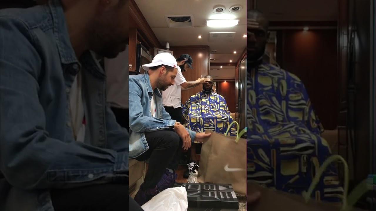 9aa73256f39 Ronnie Fieg Presents LeBron James the Nike LeBron 15 x KITH - YouTube