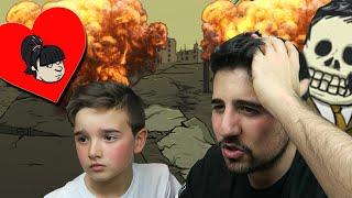 PRIMOS SUPERVIVIENTES a una BOMBA NUCLEAR ! - ElChurches
