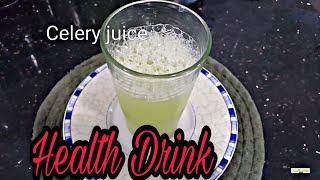 How to make celery juice | celery recipes | celery juice | செலரி ஜூஸ் | Diet recipe