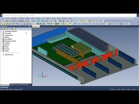 Simcenter Femap 2020 1 Mesh Enhancements