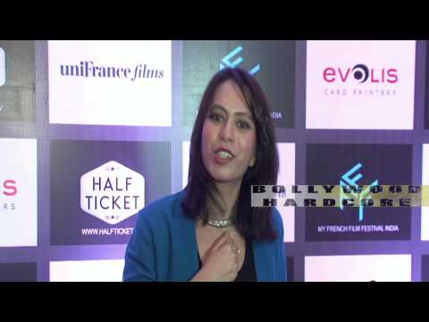Bollywood Celebs at My French Film Festival India 2015