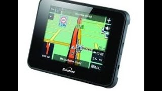How to download Binatone sat nav maps for life