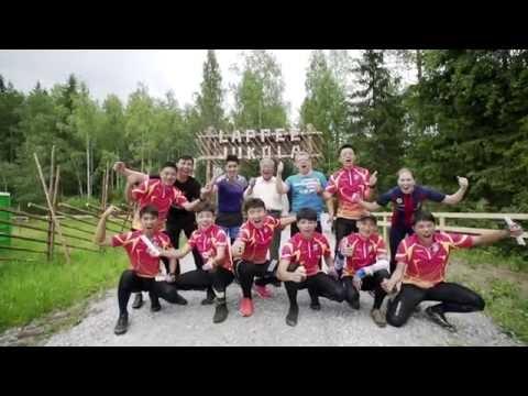 Active holiday in Lake Saimaa Finland