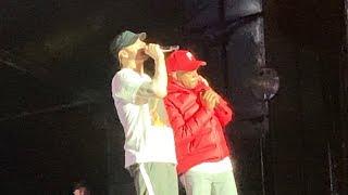 Boogie ft: Eminem - Rainy Days [4K] (Live at Wellington, New Zealand, 03/02/2019, Rapture)