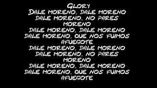 Baila Morena - Hector &amp Tito Ft Don Omar, Glory [Letra]