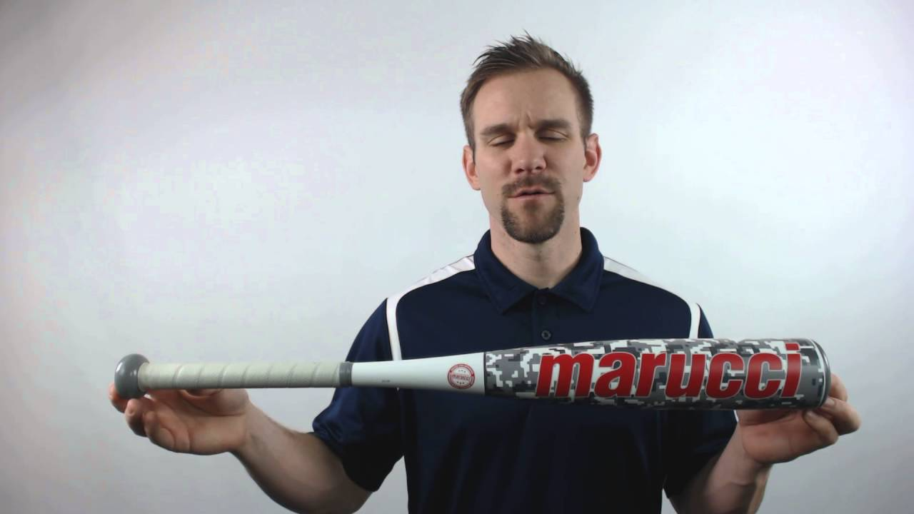2016 Marucci CAT 6 Digi Camo Junior Big Barrel Baseball Bat: MJBBC6DA