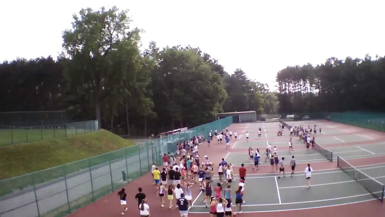 nike tennis camp in amherst