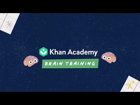 Motivate your students this Spring with Khan Academy's Brain Training!