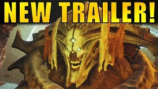 Destiny 2: NEW TRAILER! - NEW RAID LAIR GAMEPLAY! | Warmind Expansion