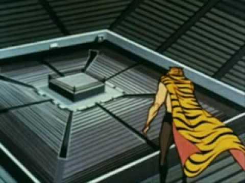 sigla uomo tigre