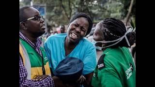 Kenya Nairobi Dusit hotel: 15 killed: 11 Kenyans, 1 British, 1 American, 2 unidentified