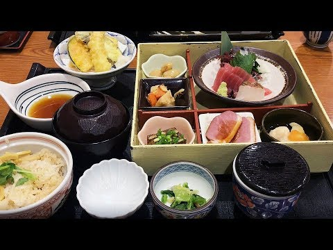 The Best Japanese Food Chain Restaurant in Japan