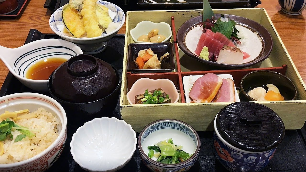 Japanese Cuisine The Best Japanese Food Chain Restaurant In Japan