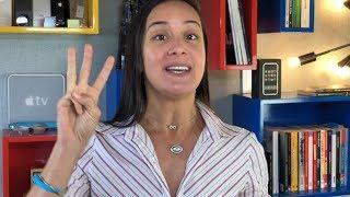 3 Ajustes do iPhone que Você NÃO Deve Fazer! | Marília Guimarães
