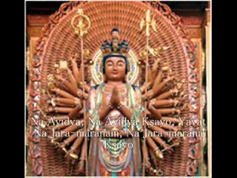 Prajna-paramita Hrdaya Sutram The Heart Sutra 般若波罗蜜多心经