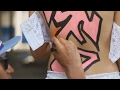 🔥Ep 03 - Graffiti on Girls - BODY PAINT GRAFFITI