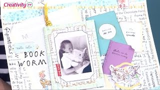 Scrapbooking With The Roald Dahl Collection | docrafts Creativity TV