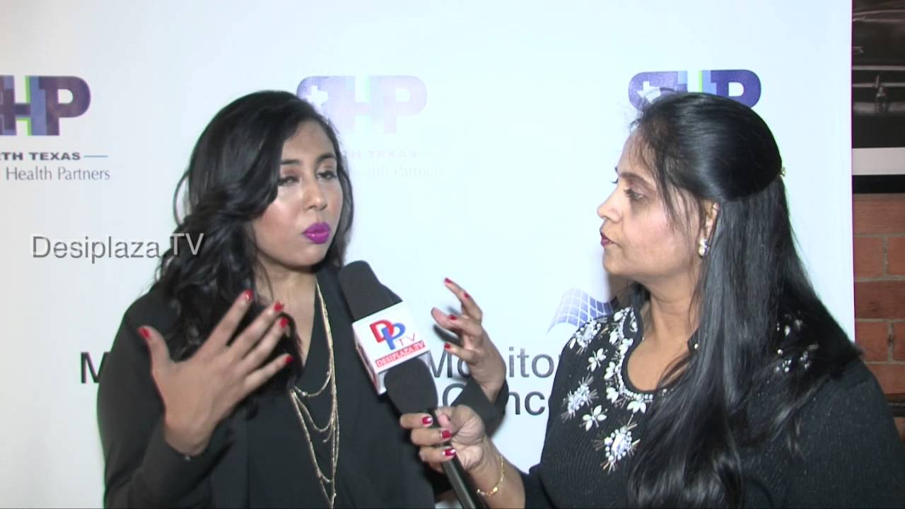 Paula Patel - Speaking to Desiplaza about Milaap & Mahila  fundraising.