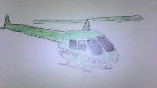 Как нарисовать военный вертолёт(, 2014-09-06T17:04:25.000Z)