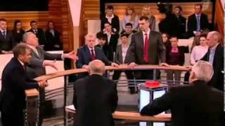 Жириновский обиделся на Гордона