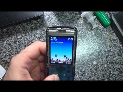 Nokia 6300 не видит сим карту