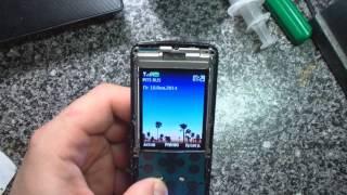 видео Как разблокировать телефон Nokia.wmv