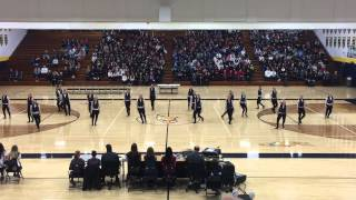 DanceFullOutMN - Northfield Dance Team Kick 2015