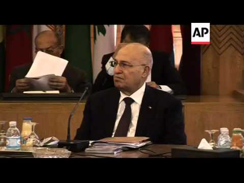 Fatah official on Palestinian agreement, Moussa on regional changes
