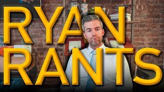 RANT! My thoughts going into 2019 | Ryan Serhant Vlog #46