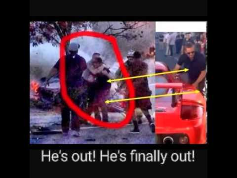 Paul walker is NOT dead +Proof