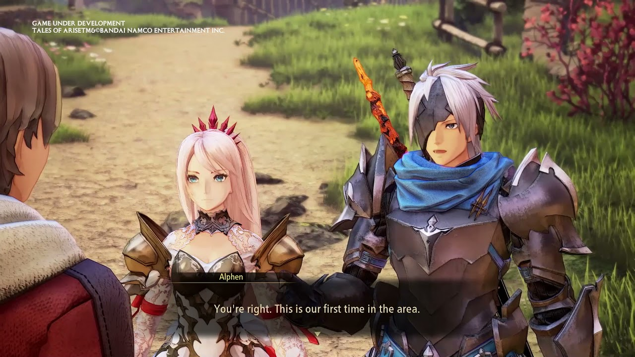 Download Tales of Arise - Gameplay demo 0621