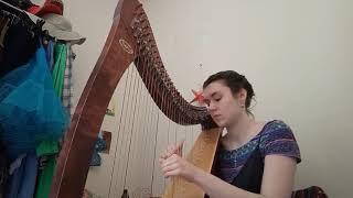 Moon River - Bristol Harpist