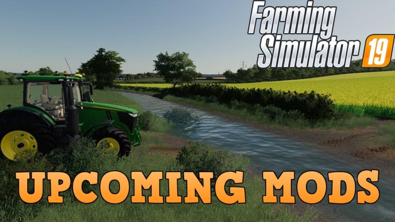 Farming Simulator 19 Upcoming Mods
