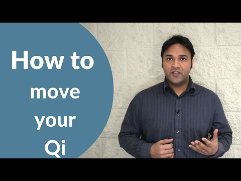 How to Move Stagnant Qi - w/Jeffrey Chand
