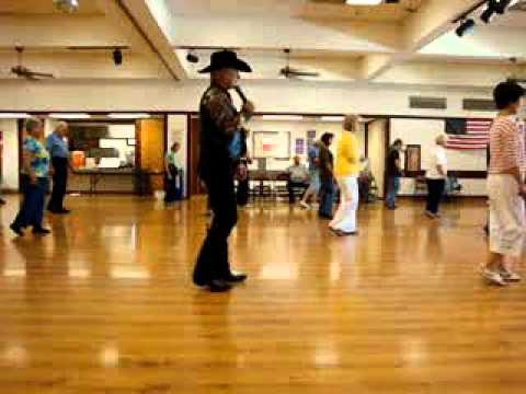Easy Spirit ( Line Dance ) Walkthrough