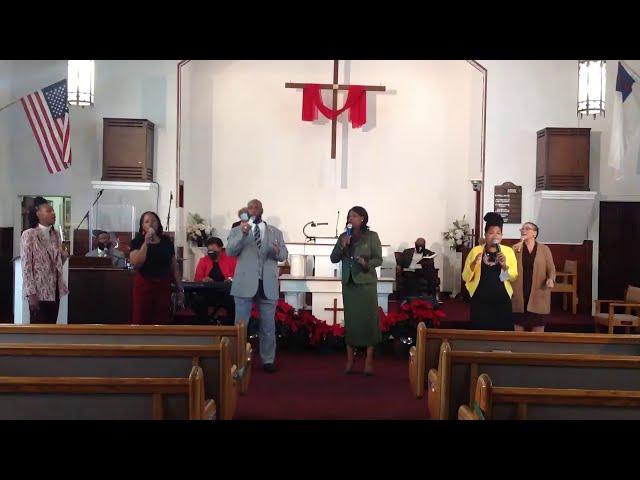 12-27-2020 -  Kevin T. Daniels, Sr., Pastor