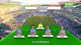 уругвай-Венесуэла 0:1Обзор матча кубок Америки