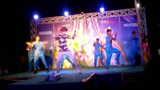 Business Man Dance Performance by Team Smiles Contact For event 801...