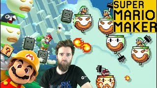 Five Strikes & You're Out | SUPER EXPERT 5 LIFE  SKIP [SUPER MARIO MAKER]