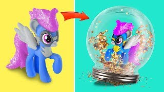 13 Fun Ways To Recycle Old Toys / Make Old Toys Great Again