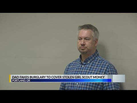 Kristina - Forest Grove Dad Stole Daughter's Cookie Sale $$ - Payed For Erotic Massage