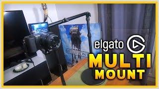ELGATO MULTI-MOUNT - The Newest Addition To My Setup!