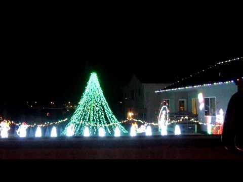 Dancing Christmas Lights in Omaha