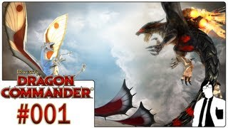 Divinity: Dragon Commander #001 - Drachen hooooooo! [Let
